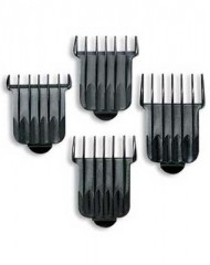 Andis 4-Pack Guides #32190 for T-Edjer II Cordless Trimmer