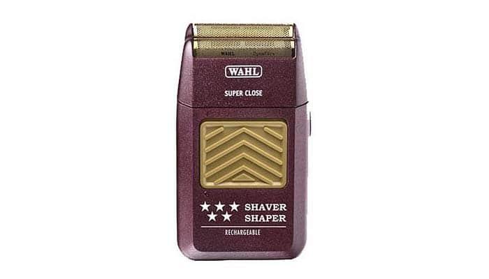 Barber Electric Shaver : Wahl 5-Star Shaver - Barber Supplies, Barber Depot