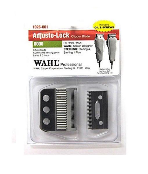 Wahl Adjusto-Lock Clipper Blade