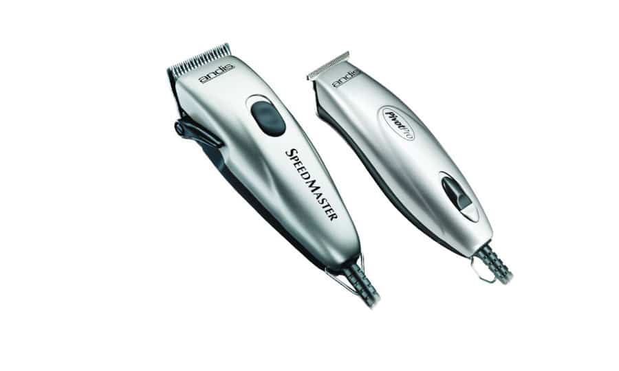 Andis Pivot Motor Clipper / Trimmer Combo- Barber supplies