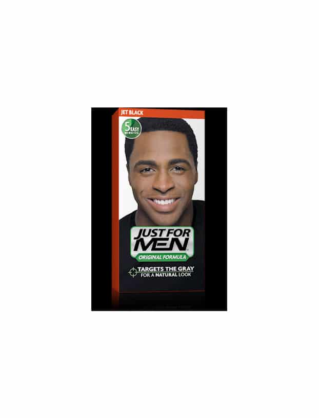 Just For Men Shampoo In Hair Color Jet Black H 60 Barber Supplies