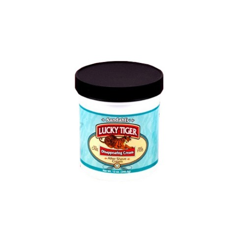 Lucky Tiger Disappearing Cream 12 oz