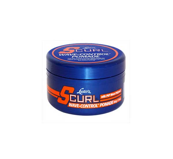 Luster S S Curl Wave Control Pomade 3 Oz Barber Supplies