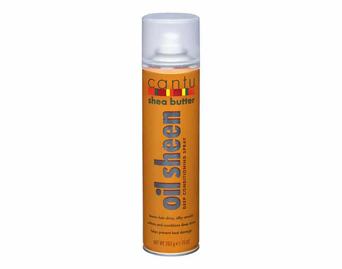 Cantu Shea Butter Deep Conditioning Oil Sheen Spray