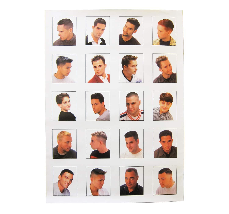shop poster - barber supplies, barber depots