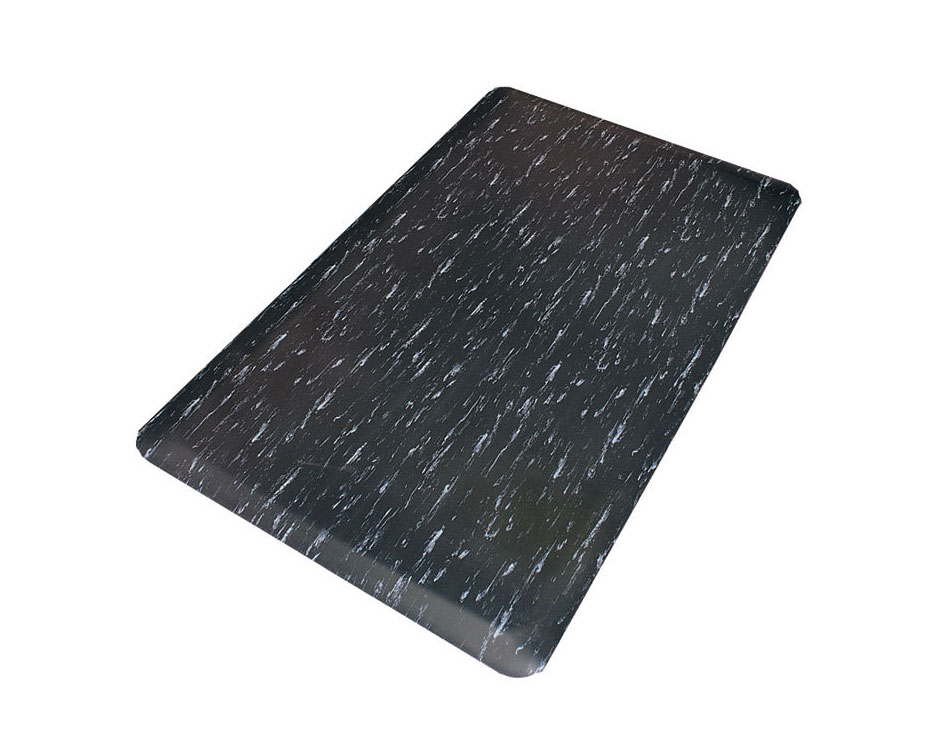 Barber Mats : mats-marbleized-tile-top-mat