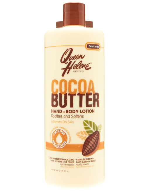 Queen Helene Cocoa Butter Lotion 32oz Barber Supplies