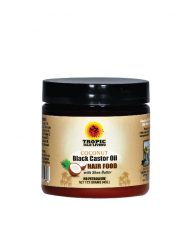 Tropic Isle Living Jamaican Black Castor Oil Coconut Hair Food 4oz