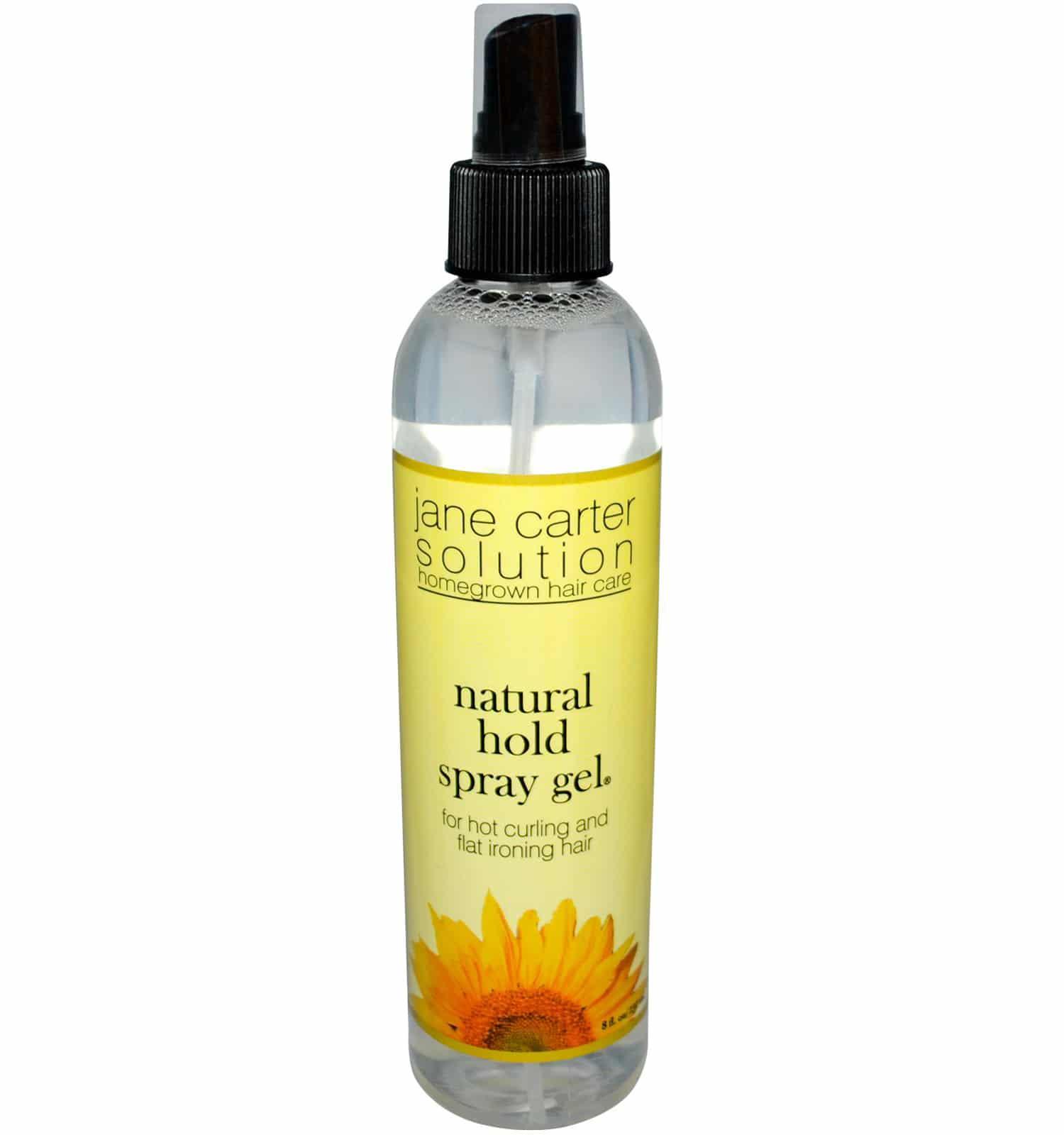 Jane Carter Natural Hold Spray Gel 8oz