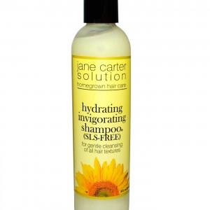 Jane Carter Hydrating Invigorating Shampoo (SLS-Free) 8oz