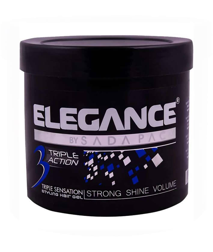 Elegance Ultra Triple Action - Strong Hold 8.8oz - Barber