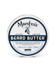 Maestro's Beard Butter - Mark of a Man Blend