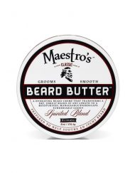 Maestro's Beard Butter - Spirited Blend - 3oz / 6oz