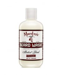 Maestro's Beard Wash - Modest Blend - 4oz / 8oz