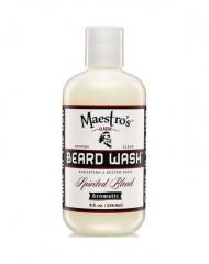 Maestro's Beard Wash - Spirited Blend - 4oz / 8oz