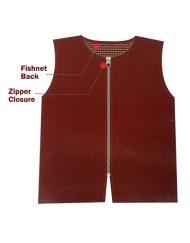 BlackIce Barber Vest, Red