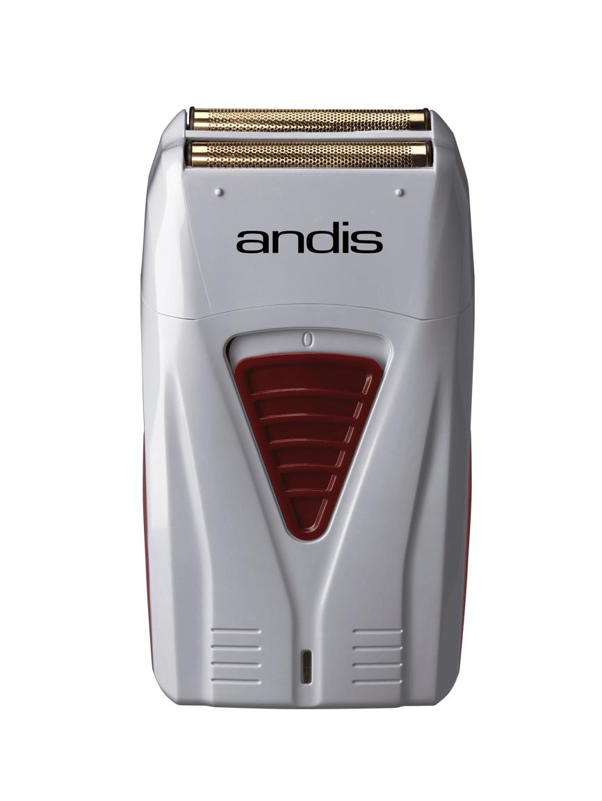 Andis Profoil Lithium Titanium Foil Shaver 17150 Barber Depot
