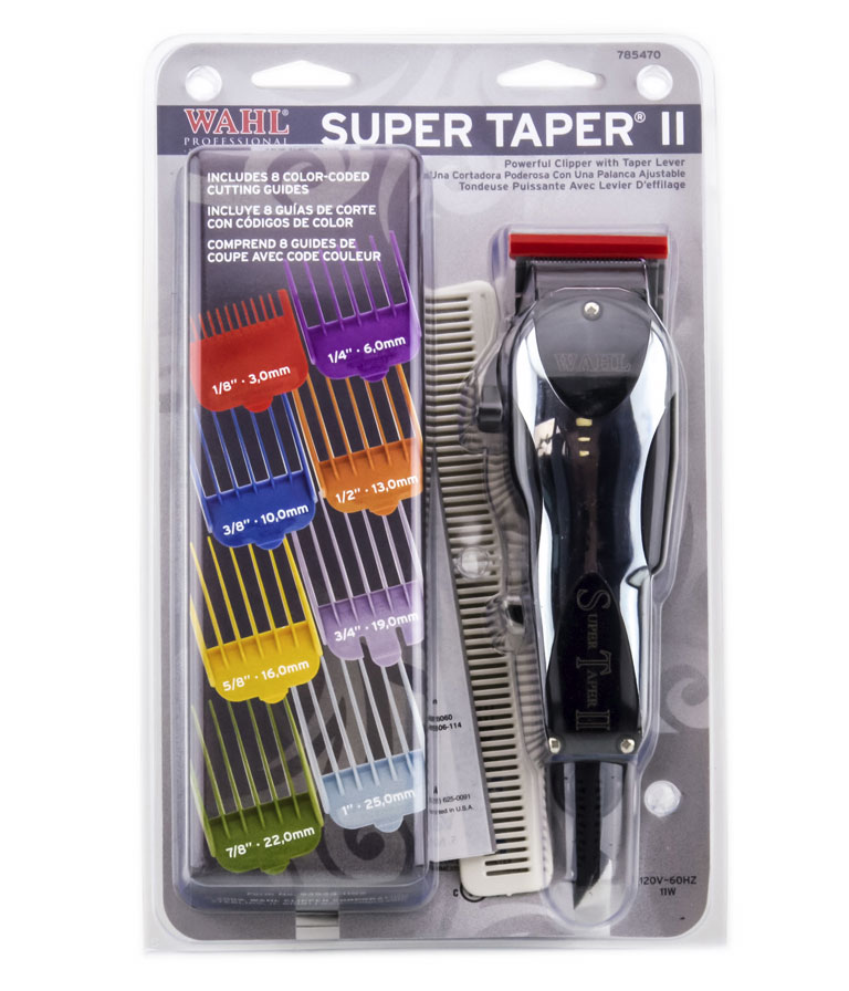 wahl hair clippers instructions
