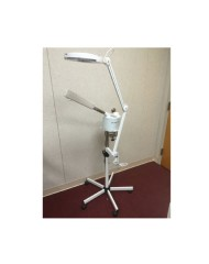 Ion Facial Steamer & Magnifying Lamp