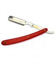 Classic Samurai Stainless Steel Professional Barber Straight Edge Razor