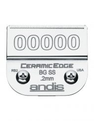 Andis CeramicEdge Detachable Blade, Size 00000 #64730