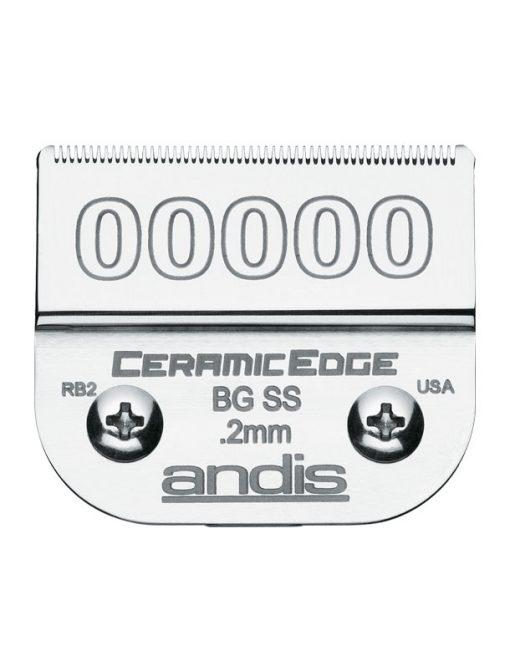 Andis CeramicEdge Detachable Blade, Size 00000 #64730