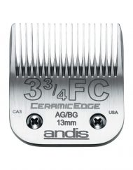 Andis CeramicEdge Detachable Blade, Size 3-3/4 FC #64435