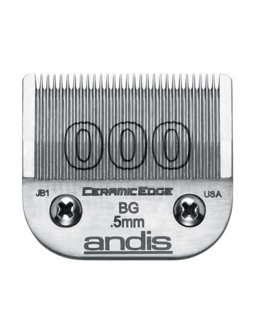 Andis CeramicEdge Detachable Blade, Size 000 #64480