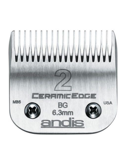 Andis CeramicEdge Detachable Blade, Size 2 #63030