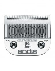 Andis UltraEdge Detachable Blade, Size 0000 #64074