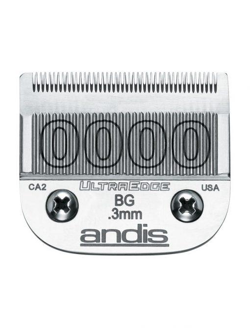 Andis UltraEdge Detachable Blade, Size 0000 #64074