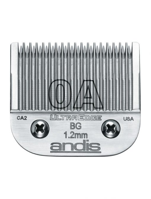 Andis UltraEdge Detachable Blade, Size 0A #64210