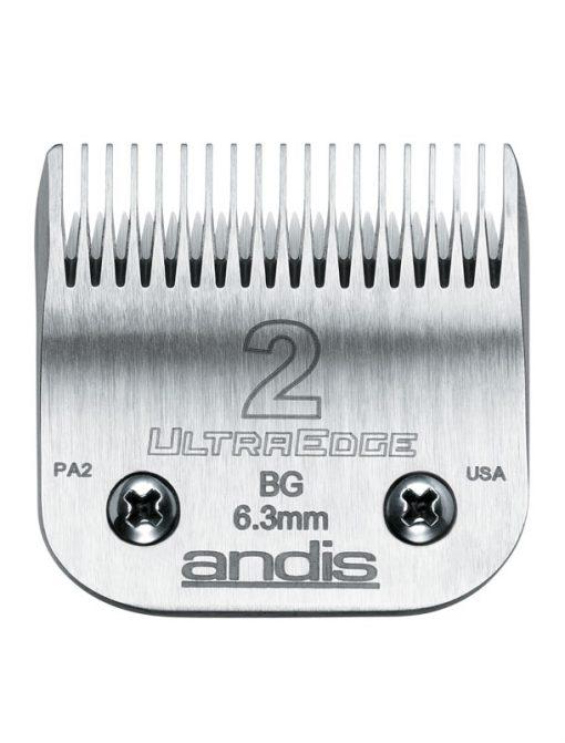 Andis UltraEdge Detachable Blade, Size 2 #64078
