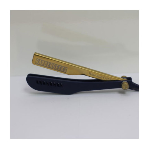 BarberGeeks Blue and Gold Edition