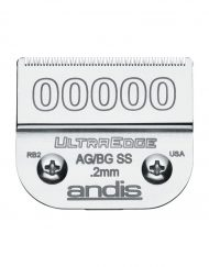 Andis UltraEdge Detachable Blade, Size 00000 #64740