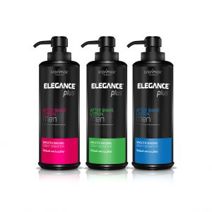 Elegance Plus After Shave Lotion 500ml - Blue, Green, Pink Available