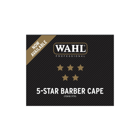 Wahl 5-Star Barber Cape #97791