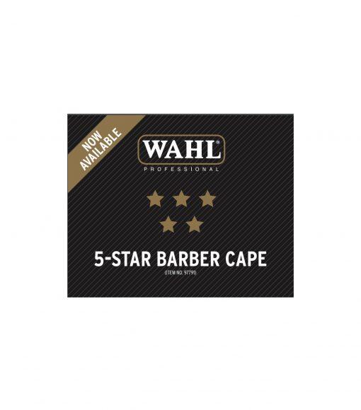 Wahl 5-Star Barber Cape #97791