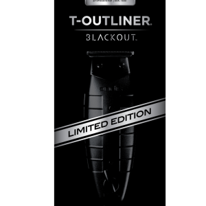 andis t outliner black out limited edition