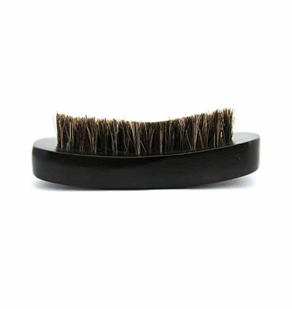 Annie Curved Medium Military Brush 2352 Barber Depot