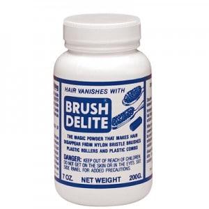 Brush Delite Hair Eliminator 7oz Barber Depot