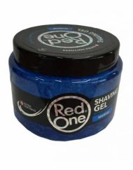 RED ONE ACTIVE COMFORT SYSTEM SHAVING GEL MARINE