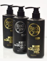 RED ONE FACE FRESH SHAVING GEL