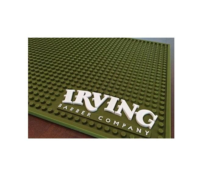 Irving Barber Company Work Station Mat Barber Depot