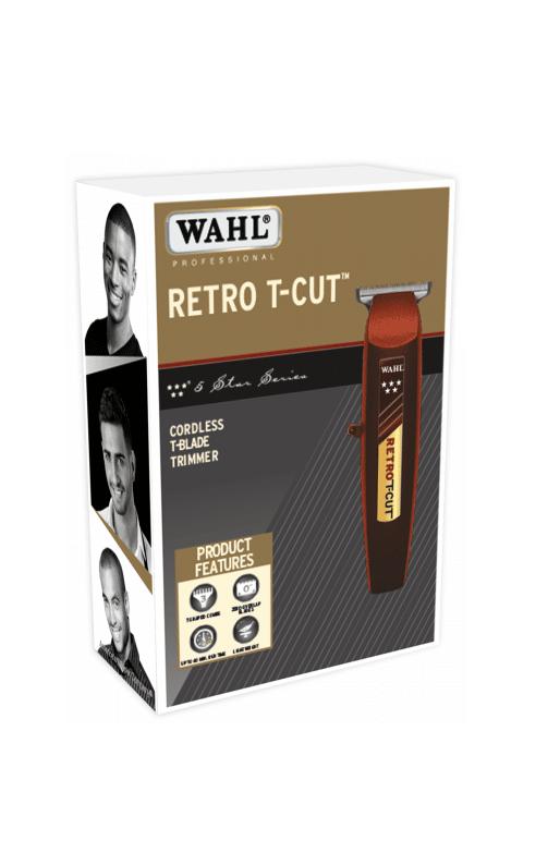 Wahl Retro T Cut 8412 Barber Depot